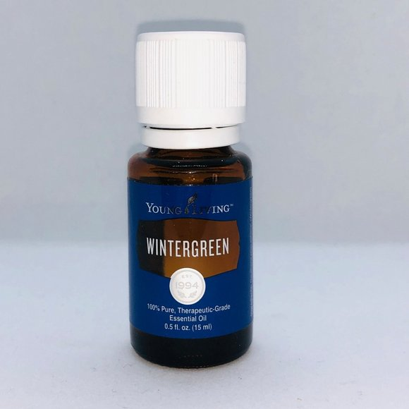 Young Living Essential Oil : Wintergreen